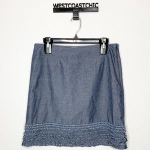 Tommy Bahama Chambray Skirt